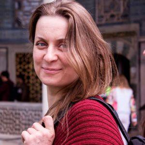 Ольга Камышникова, куратор  проект Марии Ковиной-Горелик о бережном изучении английского языка How to Know How